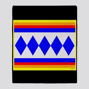 CHEROKEE TRIBE Throw Blanket