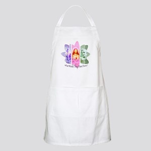 What would They have done? BBQ Apron