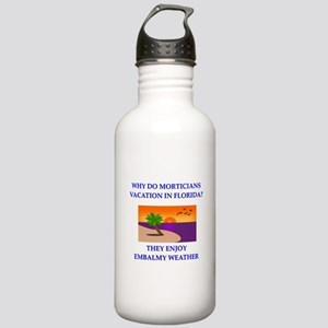 undertaker joke Stainless Water Bottle 1.0L