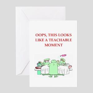 Surgery Greeting Cards Cafepress