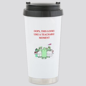 doctor joke Stainless Steel Travel Mug