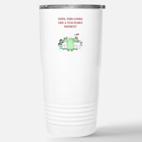 doctor joke Stainless Steel Travel Mug