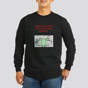doctor joke Long Sleeve Dark T-Shirt