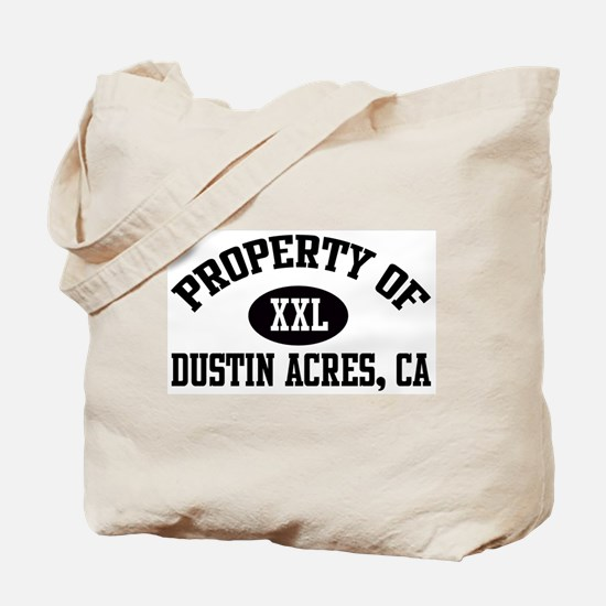 Property of DUSTIN ACRES Tote Bag