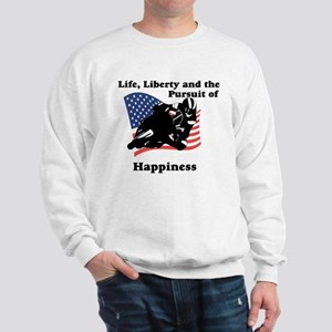 Road Racer Happiness Sweatshirt