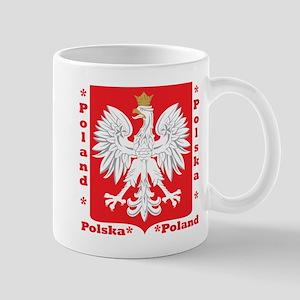 WB Polish Crest Mug