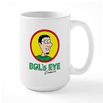 Bol's Eye Funny Mechanic Mug (large) Mugs