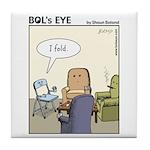 Bol's Eye Tile Coaster