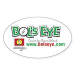 Bol's Eye Oval Sticker