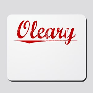 Oleary, Vintage Red Mousepad