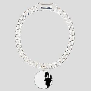 bigobama Charm Bracelet, One Charm