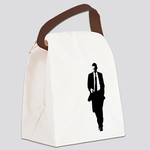 bigobama Canvas Lunch Bag