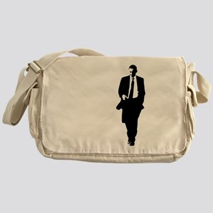 bigobama Messenger Bag