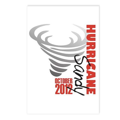 Hurricane Sandy 2012 Postcards (Package of 8)