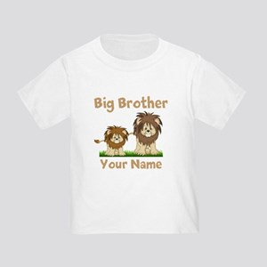 Big Brother Lions Toddler T-Shirt