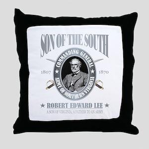 SOTS2 Lee Throw Pillow