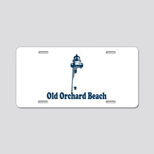 Old Orchard Beach ME - Lighthouse Design. Aluminum