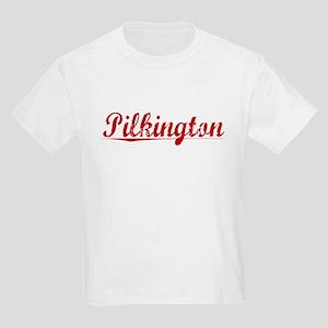 Pilkington, Vintage Red Kids Light T-Shirt