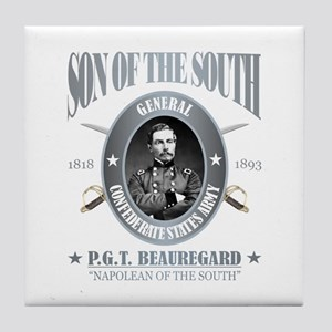 SOTS2 Beauregard Tile Coaster