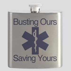 Busting Ours, Saving Yours Flask
