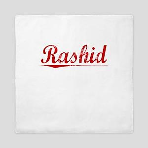 Rashid, Vintage Red Queen Duvet