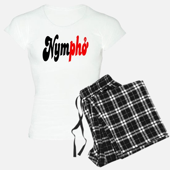 Nympho Pajamas