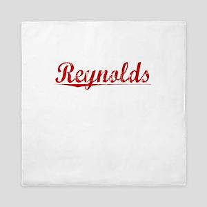 Reynolds, Vintage Red Queen Duvet