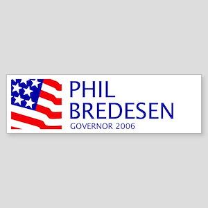 Bredesen 06 Bumper Sticker