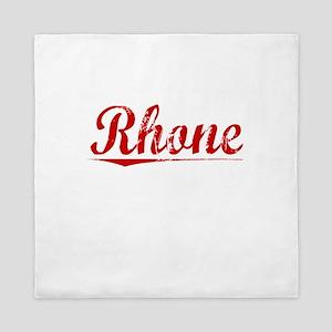 Rhone, Vintage Red Queen Duvet
