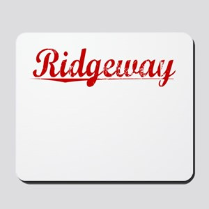 Ridgeway, Vintage Red Mousepad