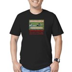 Bunch of Loons Men's Fitted T-Shirt (dark)