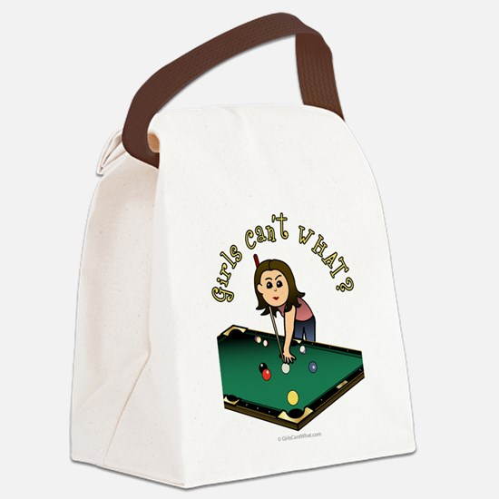 billiards-light.png Canvas Lunch Bag