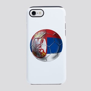 Serbian Football iPhone 7 Tough Case