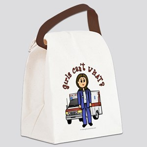 paramedic-light Canvas Lunch Bag