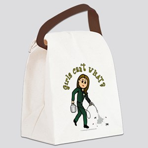 exterminator-light Canvas Lunch Bag