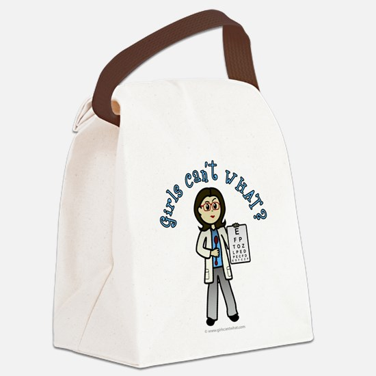 optometrist-light.png Canvas Lunch Bag