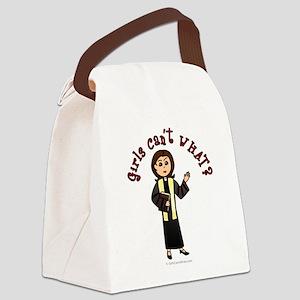 preacher2-light Canvas Lunch Bag
