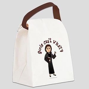 preacher-light Canvas Lunch Bag