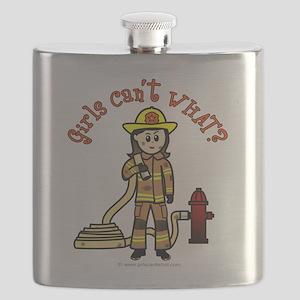 firefighter-light-white Flask