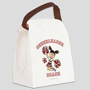cheerleader-coach-light Canvas Lunch Bag