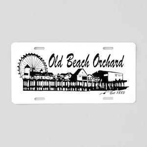 Old Orchard Beach ME - Pier Design. Aluminum Licen