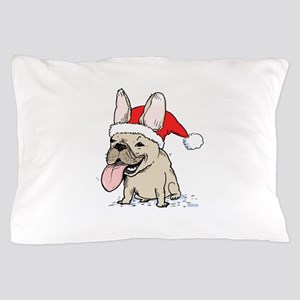 French Bulldog Christmas Pillow Case