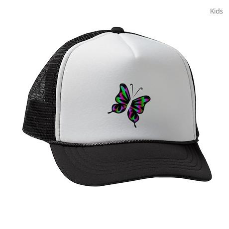 butterfly Kids Trucker hat