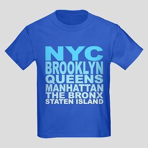 New York City Kids Dark T-Shirt