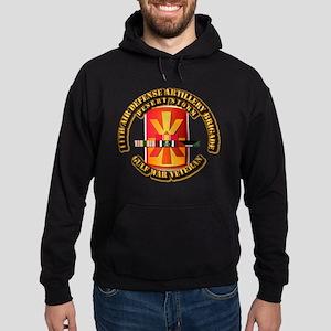 Army - DS - 11th ADA Bde Hoodie (dark)