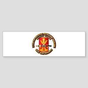 Army - DS - 11th ADA Bde Sticker (Bumper)