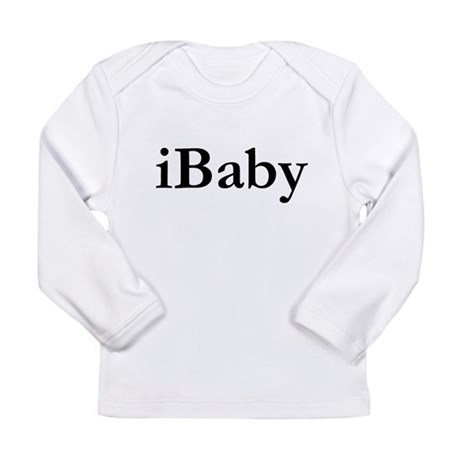 ibaby.png Long Sleeve Infant T-Shirt