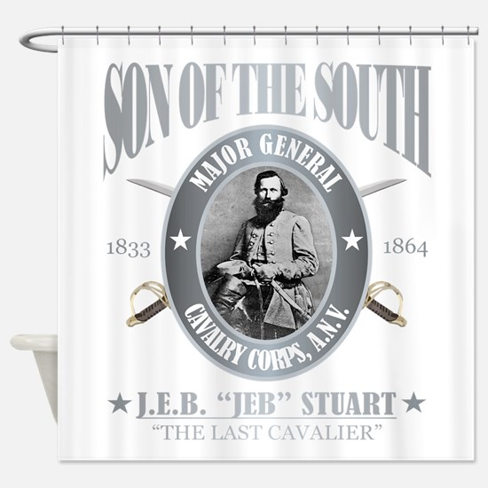 SOTS2 Stuart Shower Curtain