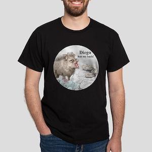 Diego has my back! Dark T-Shirt