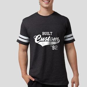 Custom built 1992 Birthday Ann Mens Football Shirt